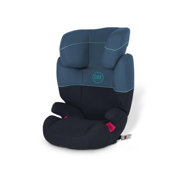 seggiolino auto gr 2 3 kg 15 36 cybex free fix. Black Bedroom Furniture Sets. Home Design Ideas