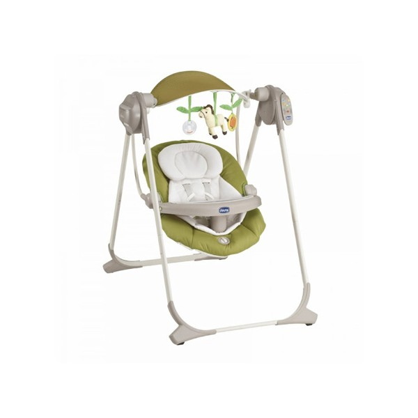Chicco altalena polly swing up for Altalena chicco medium swing