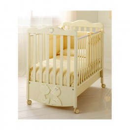 Lettino bimbo Baby Expert Primo Amore - linea Swarovski