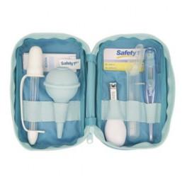 igiene personale safety 1st set per la cura del neonato baby vanity 6 prodotti