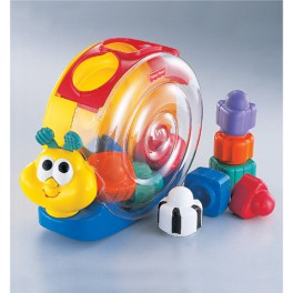 Giocattolo educativo Fisher Price Chiocciola musicale