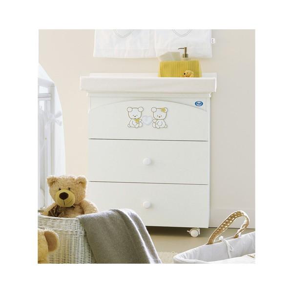 cassettiera fasciatoio pali bagnetto smart maison bebe. Black Bedroom Furniture Sets. Home Design Ideas