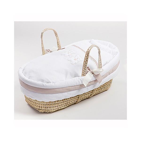Culla neonato picci coco cesta palma portaenfant - Cesta porta neonato ...